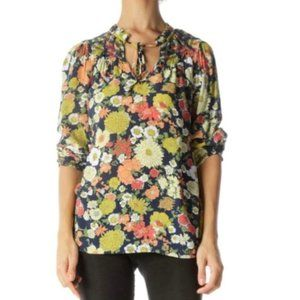 Anthropologie Odille Peasant Top Size 8
